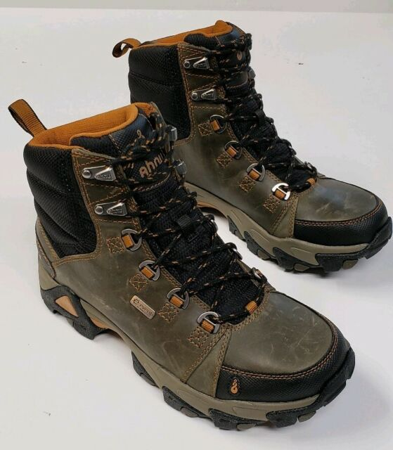 Men's Ahnu Coburn Hiking Boot, Dark