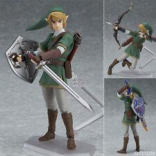 Good Smile Figma 320 The Legend of Zelda Figure Link Twilight Princess Ver. DX