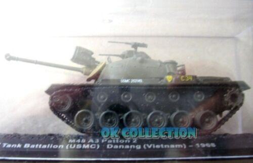 1:72 Carro/Panzer/Tanks/Military M48 A3 PATTON 2 - Vietnam 1968 (08)