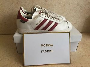 newest 77701 d4a28 Image is loading adidas-Moskva-GTX-Gazelle-S79981-UK-Size-7-