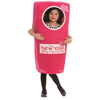 Girls York Doll Box Costume By Dress Up America