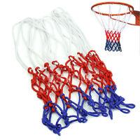 Standard Red/White/Blue Nylon Basketball Netball Goal Hoop Net Netting Sports