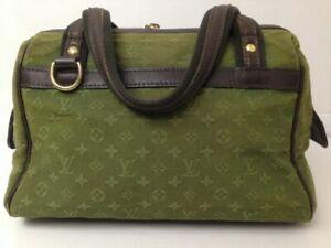 Louis-Vuitton-handbag-Monogram-Mini-Lin-Josephine-PM-Khaki-Hand-Bag
