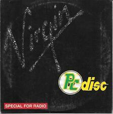 "SIMPLE MINDS  SEX PISTOLS  SANDRA - RARO CDs PROMO "" VIRGIN SPECIAL FOR RADIO """