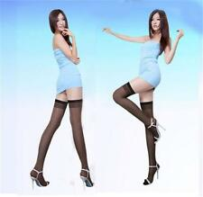 Fashion Women Black Lace Top Stay Up Thigh-Highs Stockings Tights Hosiery Sock