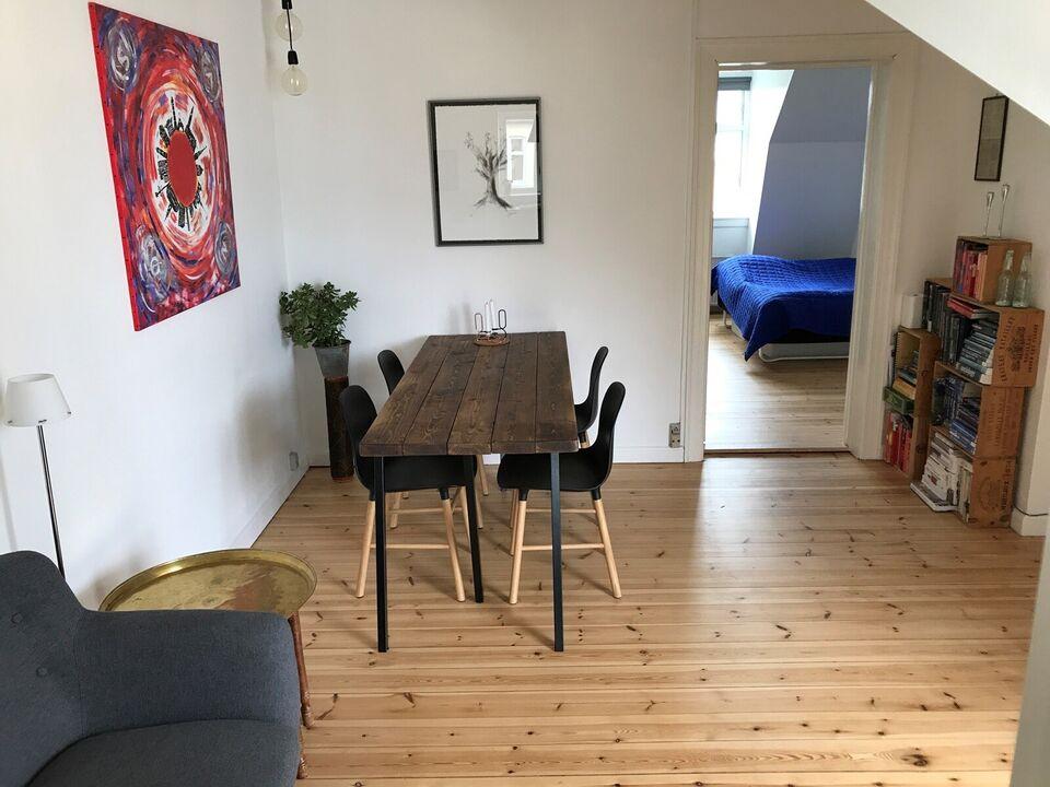 1364 2 vær. andelslejlighed, 57 m2, Nørre Farimagsgade 5