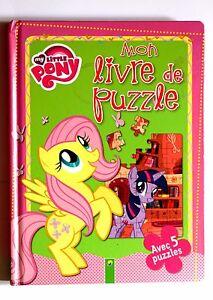 Livre-enfants-My-little-Pony-mon-livre-de-puzzle