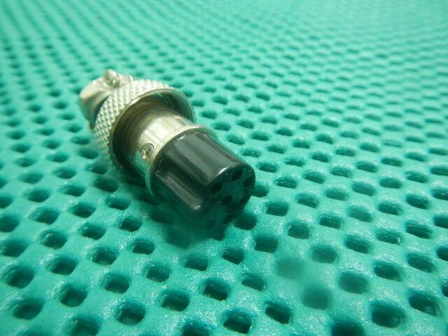 10Pcs 8-Pin Female Microphone Plug Ham Radio CB Mic New F8PIN