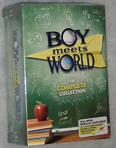 Boy Meets World Season 7 Dvd