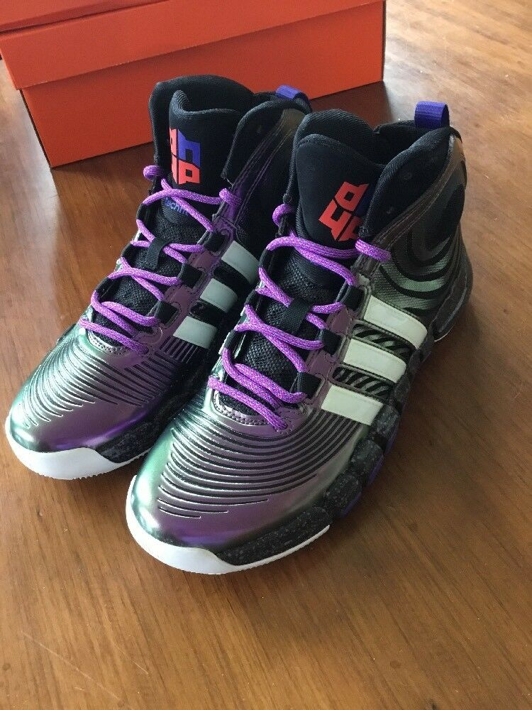 Adidas D Howard Shoes Sneakers New G99369 Size 8.5