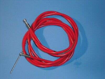 Vintage Campagnolo Front And Rear Brake Cable With Housing.Special Edition NOS