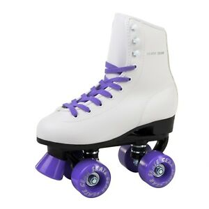 Skate-Gear-Soft-Boot-Roller-Skate-Retro-High-Top-Design-Indoor-Outdoor-Purple