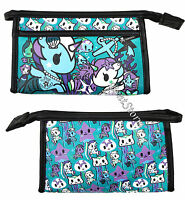 Tokidoki Mermicorno Marina Unicorn Makeup Bag / Cosmetic Case Licensed Genuine