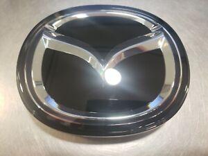 New Genuine OEM 2019 Mazda 3 Front Mascot BCKB-51-730A