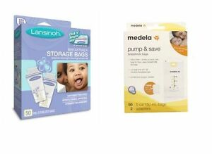 Lansinoh-or-Medela-Breastmilk-Storage-Bags-Pump-and-amp-Save-20-25-50-100-or-200