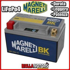 MM-ION-10-BATTERIA-LITIO-YTX14-BS-BUELL-XB12Ss-Scg-Lightning-1200-2008-MAGNET