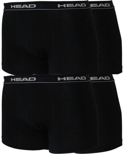 8er Pack Head Herren Boxershorts Unterwäsche L//6 schwarz