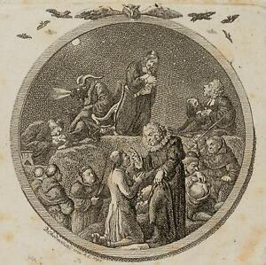 Chodowiecki (1726-1801). radura; pressione grafico 1