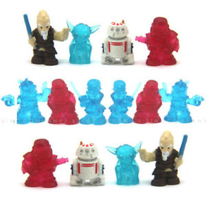 Lot-14x-Star-Wars-fighter-pods-Trooper-Yoda-series-4-CARNOR-JAX-mini-figure-doll
