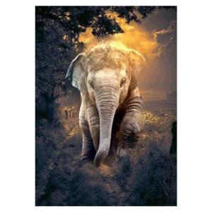 Elephant-5D-DIY-Full-Drill-Diamond-Painting-Embroidery-Craft-Kit-Art-Home-Decor