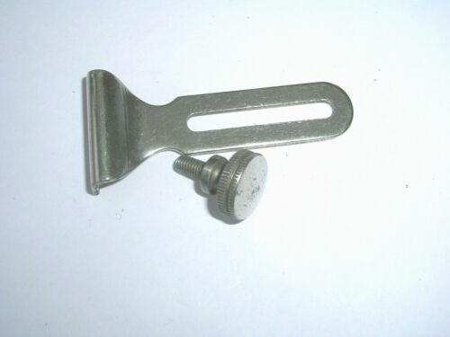 Guía de costura máquina de coser Singer Vintage y el pulgar tornillo 221//222K//201K//99K//185K