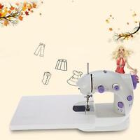 ANSELF Mini Electric Sewing Machine with Light Extension Table 2 Speed EU D1R9