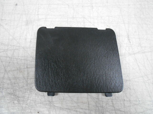 2005 Hyundai Sonata Fuse Panel Cover Dash Trim Panel Color Is Black