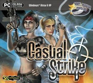 CASUAL-STRIKE-First-Person-Shooter-XP-Vista-7-8-Fast-paced-Action-NEW-PC