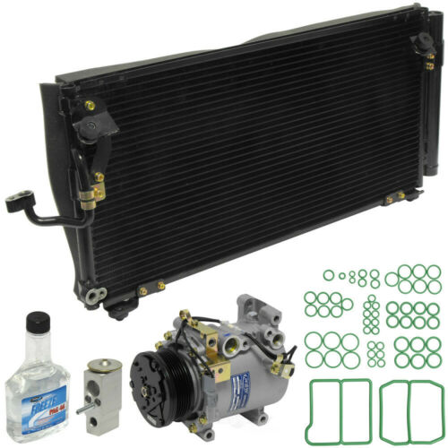 A//C Compressor /& Component Kit-Compressor-condenser Replacement Kit UAC KT 1900A