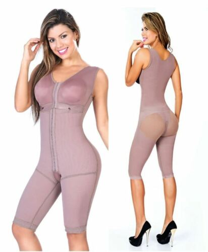 Fajas reductoras Colombianas Post Lipo Brasier powernet Colombian Girdle lifter