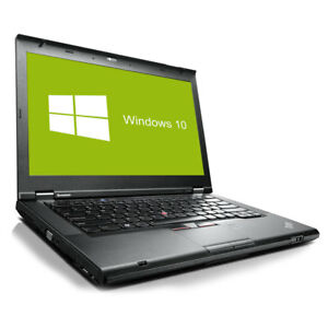 Lenovo-ThinkPad-t430-Core-i5-2x-2-6ghz-4gb-8gb-RAM-320gb-HDD-120-256gb-SSD-win10