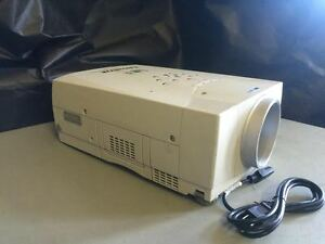 Christie Lx41 Lcd Projector 4100 Lumens New Factory