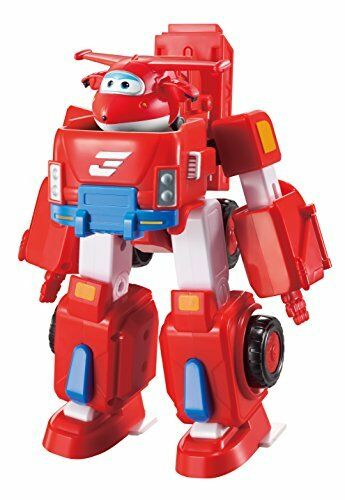 Super Wings Deluxe Transforming Vehicle - Jett