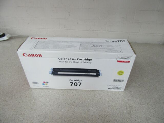 9421A004  CANON LBP-5000 TONER CARTRIDGE YELLOW   9421A004[AA]  *  9421A004AA
