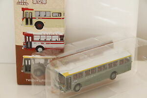 Tomix-Bus-Collection-Green-1-150-N-scale-Japan-Scale-Plastic-Model-from-Set-12