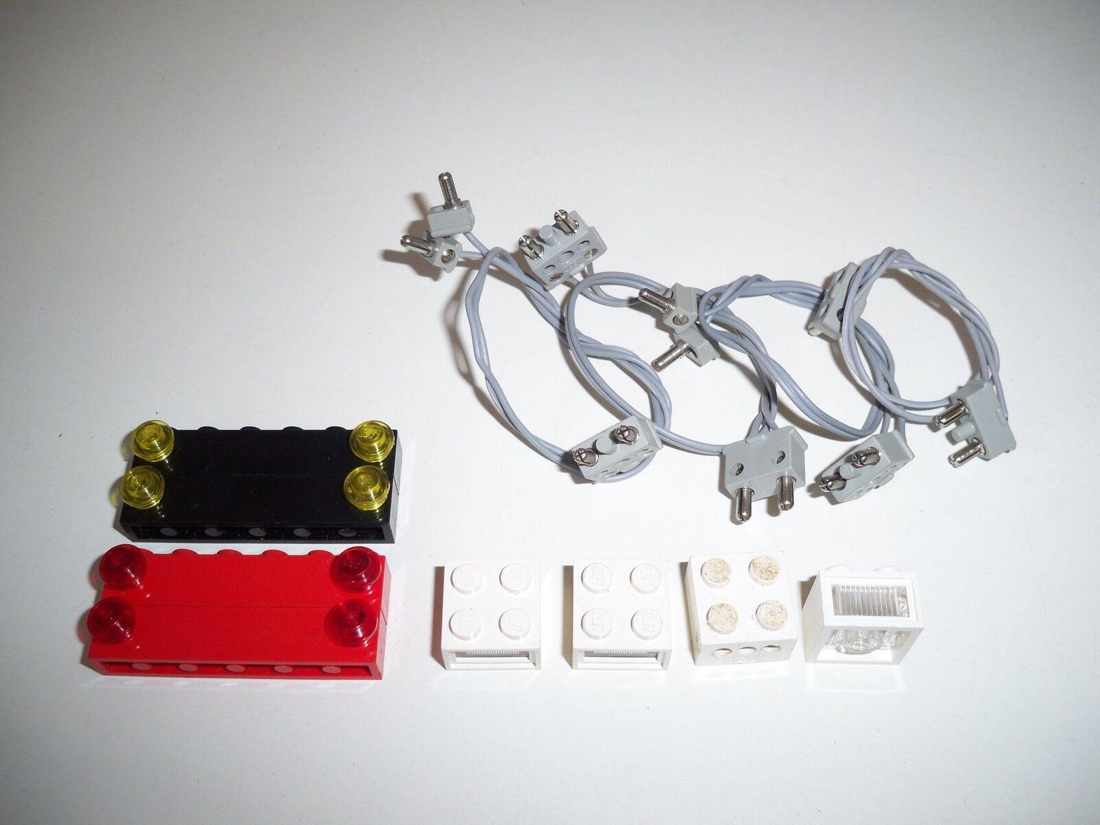 Lego chemin de fer, 7861, 7861, 7861, 12 volts, Beleuchtungsset 9b5a0d