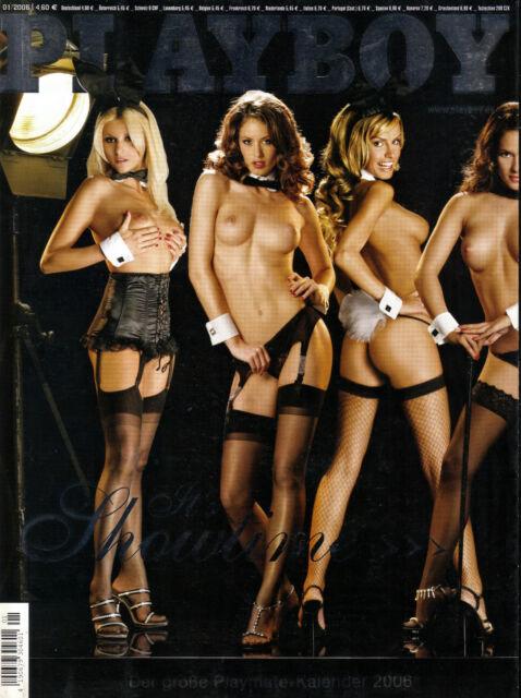 Playboy Januar/01/2006   DIORA BAIRD & DANIELA VIDAS & SAMANTHA STEELE