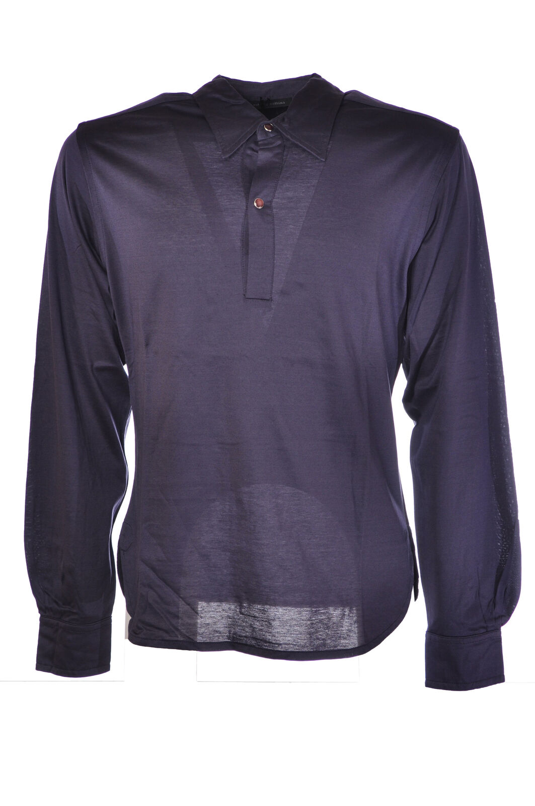 Roberto Collina  -  Shirt - Male - purple - 2771329N173735