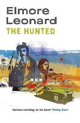 "1 of 1 - ""VERY GOOD"" Leonard, Elmore, The Hunted, Book"