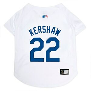 Clayton-Kershaw-22-Los-Angeles-Dodgers-MLBPA-Officially-Licensed-Dog-Jersey