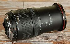 Nikon AF Sigma 28 200mm apherical se Adatta alla finestra D300 D600 D700 D800 D80 D90 D7000
