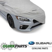 2008-2014 Subaru Impreza WRX Car Cover Wagon Hatchback Models OEM NEW M001SFG800