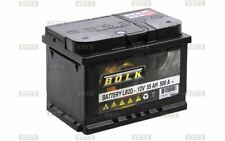 BOLK Batterie de démarrage 60ah / 500A pour FORD FIESTA OPEL COMBO BOL-E051054