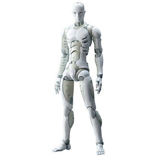 1000toys Toa Heavy Industries second roduction Synthetic Human Figure 1/12 150mm