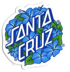 Santa-Cruz-Skateboard-Surf-Sticker-surfing-skating-sk8-skate-skate-snow-surf