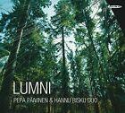 Lumni [Blister] by Hannu Risku/Pepa Päivinen (CD, Jun-2013, Alba)