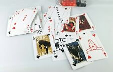 kikkerland GG65 MINI COWBOY PLAYING CARDS the tiniest cards in the west!