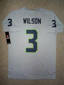 russell wilson jersey youth medium