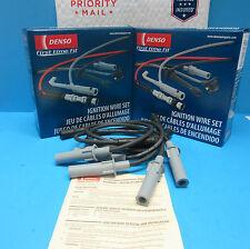 Ignition Spark Plug Wire Set DENSO Replaces Chrysler Dodge OEM# 16846E 3.3L 3.8L