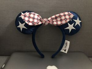 All American Girl Bow